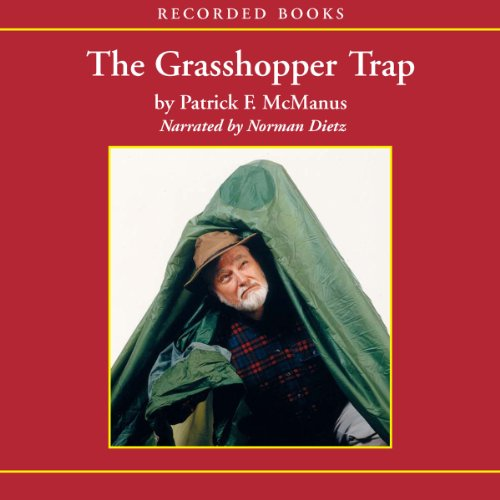 The Grasshopper Trap audiobook cover art