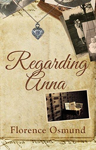 Book: Regarding Anna by Florence Osmund