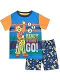 Mr Tumble Pijamas de Manga Corta para niños Something Special Multicolor 5-6 Años