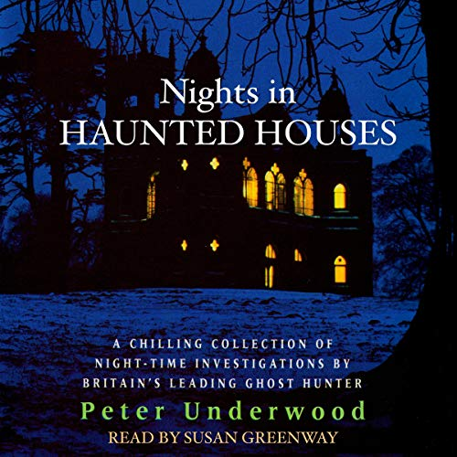 Nights in Haunted Houses  By  cover art