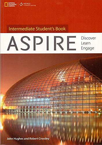 Aspire - Intermediate: Student Book + DVD
