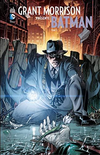 Grant Morrison présente Batman - Tome 5 - Nouveaux Masques