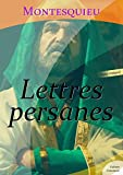 Lettres persanes - Format Kindle - 9782363077028 - 1,99 €