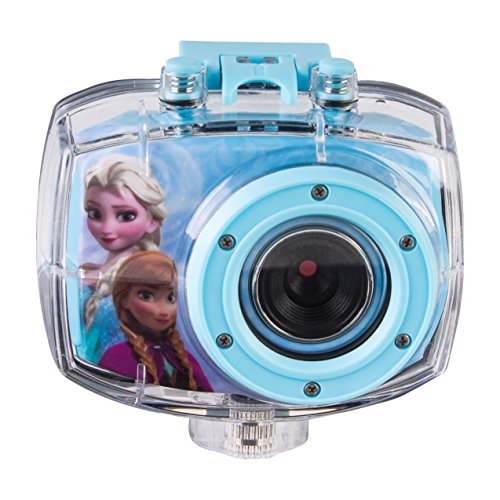 Disney Frozen 78027 Action Camera with Accessories with 1.8' LCD Screen