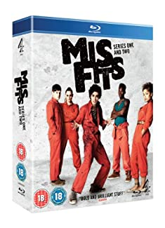 Misfits - Series One And Two