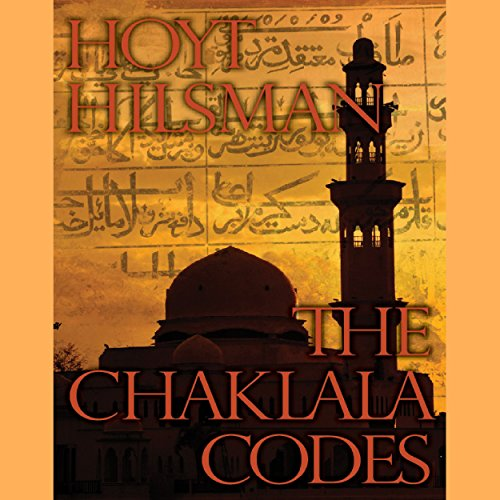 The Chaklala Codes audiobook cover art