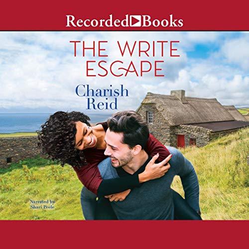 The Write Escape audiobook cover art