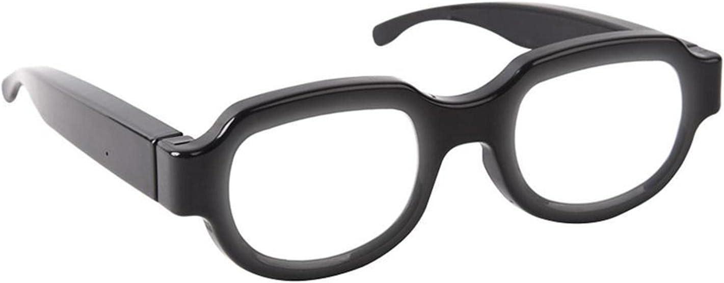 Fashion Men Women LED Light Luminous Glasses Eyewear Anime Cosplay Party Prop Stylish Appearance Anime Prop Luminous Glasses