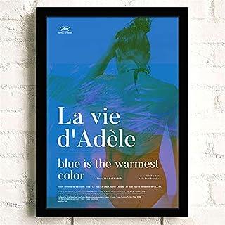 Klassieke Film La Vie D'Adèle Romantiek Liefde Posters Kwaliteit Canvas Schilderij Art Thuis Wall Decor Foto A2386 50×70 C...