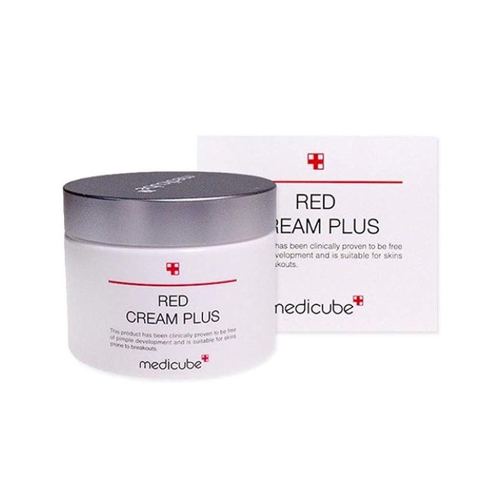 冊子矢じり説教メディキューブレッドクリームプラス100ml韓国コスメ、Medicube Red Cream Plus 100ml Korean Cosmetics [並行輸入品]