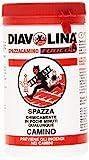 Diavolina - Spazzacamino, Distruttore Chimico della Fuliggine - 3 confezioni da 270 g [810 g]