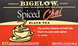 Bigelow Tea Chai Spiced 20bg