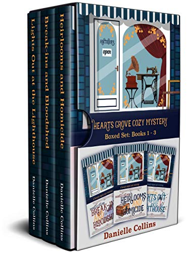 Hearts Grove Cozy Mystery Boxed Set