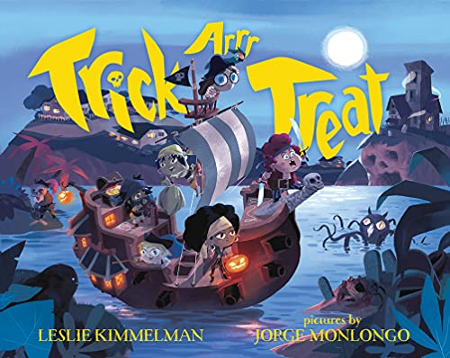 Trick ARRR Treat: A Pirate Halloween (English Edition)