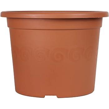 terre cuite 12.7 cm Plastique Stewart 4832014/ Pot de fleurs 12,7/cm