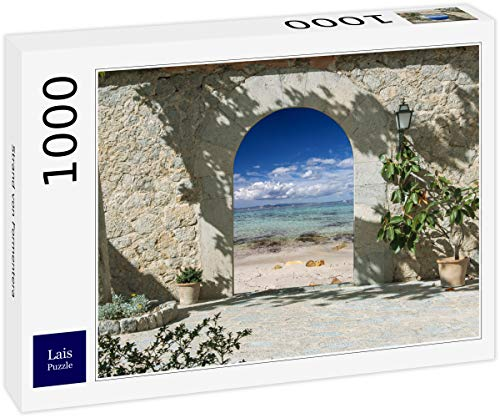 Lais Puzzle Playa de Formentera 1000 Piezas