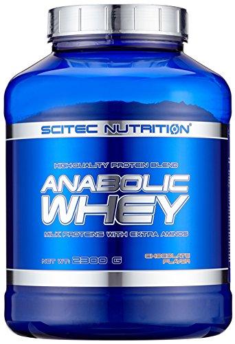 Scitec Nutrition Protein Anabolic Whey, Schokolade, 2300g