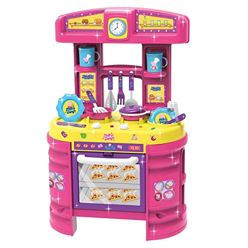 Bildo Peppa Pig Big Kitchen, Multicolore, 8101