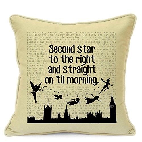 Imran's Gift Shop Vintage Peter Pan Disney Quotes Birthday Party Gifts For...