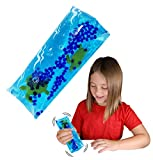 Wiggly Jiggly - Sea Turtle from Deluxebase. Large Super Squishy Water Snake Fidget Toy with sea Turtle Figures. Great Sensory Slinky Toys for Autism and ADHD