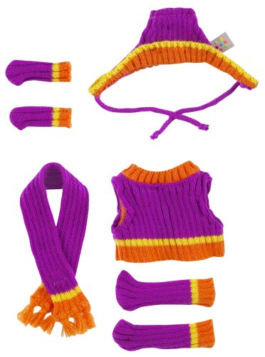 Hasbro I-Dog Chill Purple & Orange Set #2