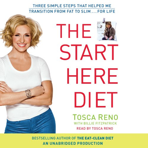 Couverture de The Start Here Diet