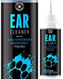 Ear Cleaner For Dogs Wash - Stop Itching, Bad Ear Odour Smell