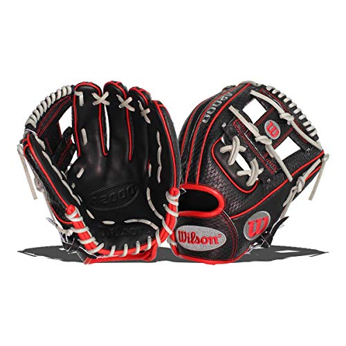 Wilson Exclusive A2000 11.5' Snakeskin Baseball Glove: WTA20RB191786SNPA WTA20RB191786SNPA Right Hand Thrower