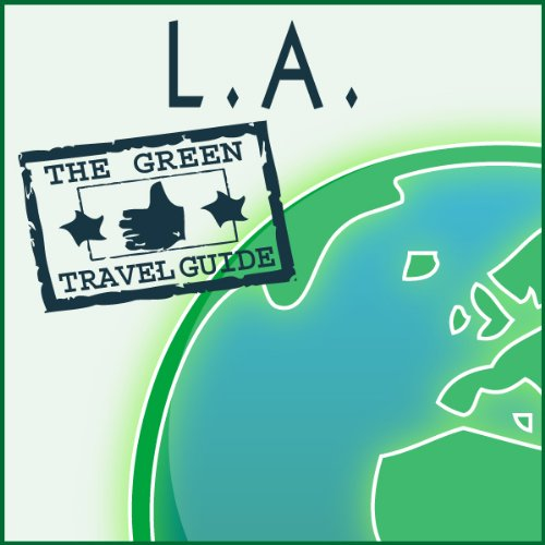 Green Travel Guide audiobook cover art