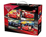 King KNG05504 Disney Cars Puzzle, verschieden