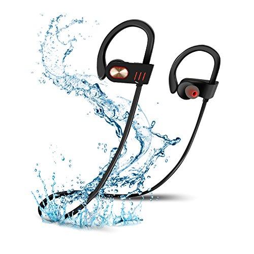 Auriculares inalámbricos Bluetooth,NEWSTYLE Auriculares Bluetooth 4.1 Cascos...