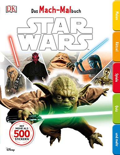 Das Mach-Malbuch. Star Wars™