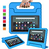 Surom Kids Case for All-New Amazon Fire 7 2019, Shock Proof