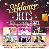 Die Schlager-Hits des Jahres 2021 präsentiert von Jens Seidler