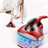 Handheld Vacuum Cleaner,UV Sterili-zer Kil-ling Bed Bug-s Mite Removal Machine with Steriliza-Tion Function for Bed Sheets, Mattresses, Pillows, Cloth Sofas, Carpets of Allergens