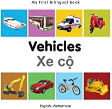 My First Bilingual Book - Vehicles - English-polish