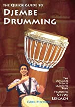 djembe drumming techniques