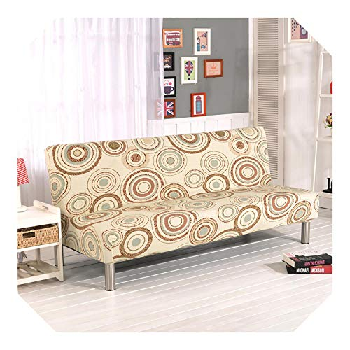 MAC-GIrl Zwart All-Inclusive Sofa Cover Spandex Opvouwbare Slaapbank Cover Slipcovers Sofa Handdoek Voor Woonkamer Sofa Cover