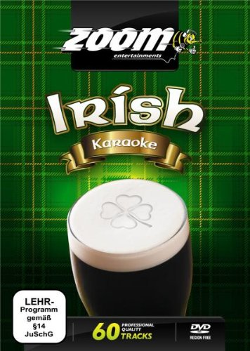 Zoom Karaoke DVD - Irish Karaoke - 60 Songs