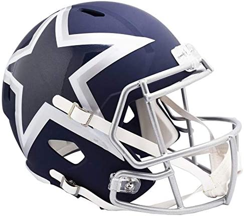 Unsigned Dallas Cowboys AMP Alternate Trust Full Size Revolution Speed New products, world's highest quality popular!