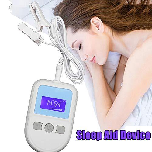 Ti-Fa Schlafhilfe Mikroelektronisches Gerät Stimulator CES verbessern Aleeping Aid Schlaf Anti-Insomnia Anxiety Depression Gestörte Migräne