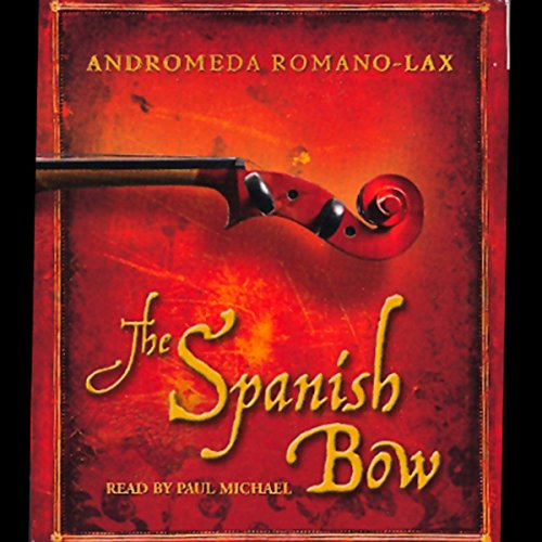 The Spanish Bow audiobook cover art