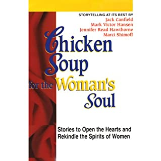 Chicken Soup for the Woman's Soul cover art