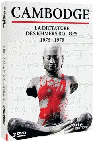 Cambodge, la dictature des Khmers Rouges 1975 - 1979 [Francia] [DVD]