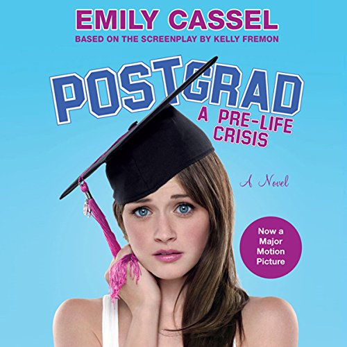 Post Grad audiobook cover art