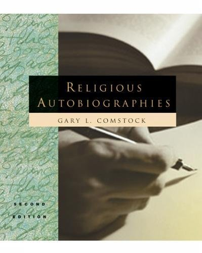 Religious Autobiographies