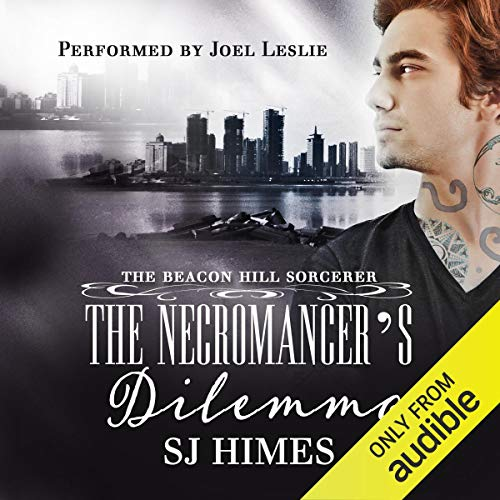 Page de couverture de The Necromancer's Dilemma