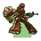 Ufficiale Star Wars Chewbacca stand Up deodorante