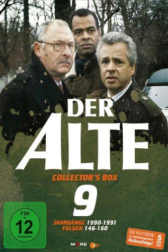 Der Alte - Collector's Box Vol. 9, Folge 146-160 (5 DVDs)