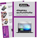 dipos I 2X Schutzfolie klar kompatibel mit Lenovo ThinkPad Yoga 370 Folie Bildschirmschutzfolie